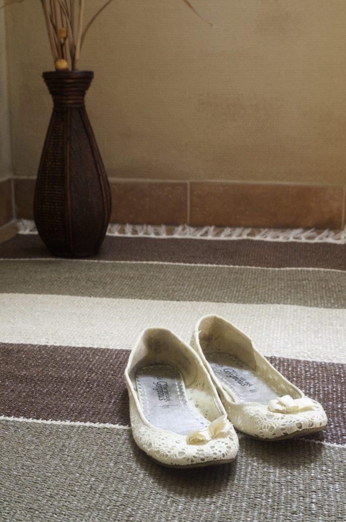 Vásároljon strapabíró szőnyeget előszobájába, előterébe.